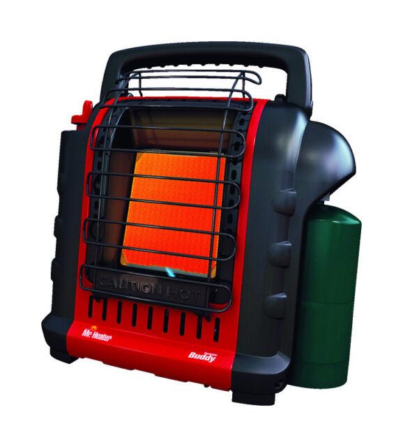 Mr Heater F232000 4,000 - 9,000 Btu Portable Propane Buddy Heater