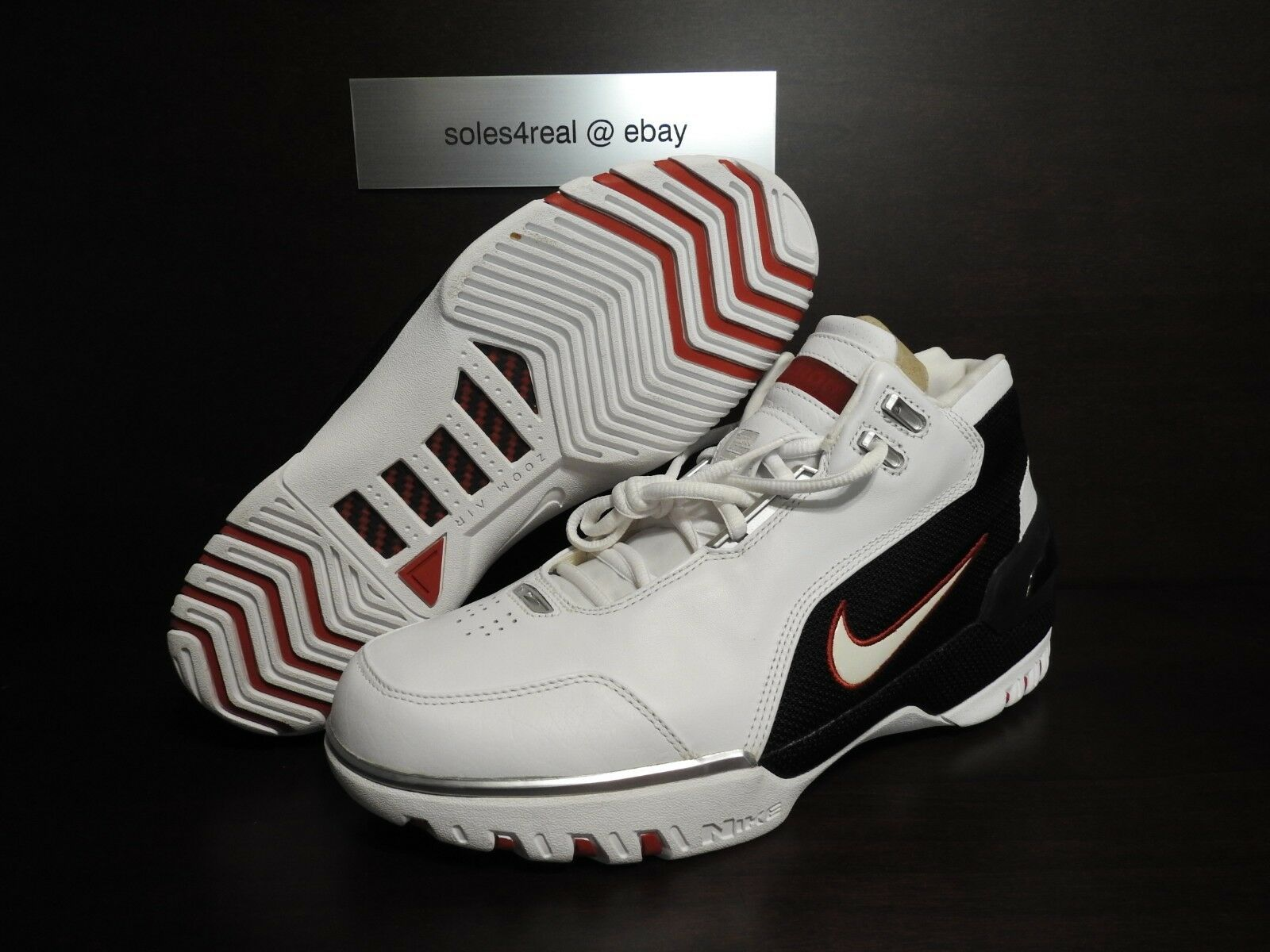 DS NEW NIKE Air Zoom Generation 2003 Size 10 Lebron James 1 I Originals
