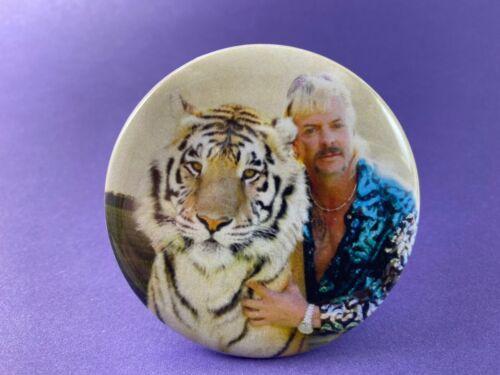 Joe Exotic Button Tiger King Pinback