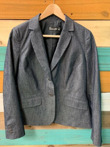 7th Blazer Avenue Denim Womens Size 8 qdEqrgwx