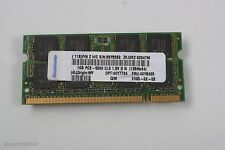 Qimonda 1GB 2rx8 PC2-5300S-555-12-E0 RAM Speicher HYS64T128021EDL-3S-B2 DDR2 ...