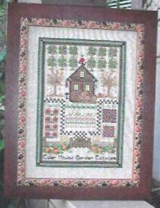 Cider-House-Garden-4-Seasons-Garden-Series-Autumn-Cross-Stitch-Liz-Turner-Diehl