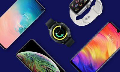 Smartphone, smartwatch e accessori in offerta