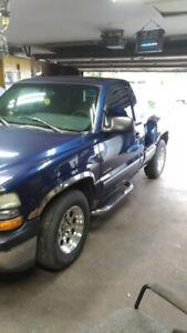 2000 Chevrolet Silverado 1500 sil