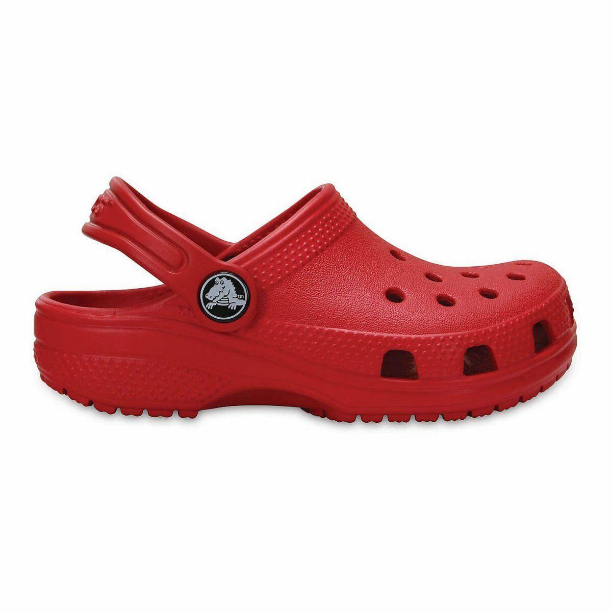 Sabot Crocs 204536-6EN Crocs Classique Clog K Pepper Mode Junior Fashion