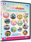 Milkshake Fabulous Friends 5012106939233 DVD Region 2