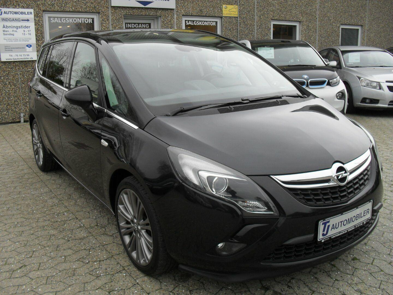 Opel Zafira Tourer 2,0 CDTi 165 Cosmo 5d - 117.899 kr.