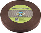 Country Brook Design® 1 Inch Brown Heavy Polypro Webbing, 25 Yards