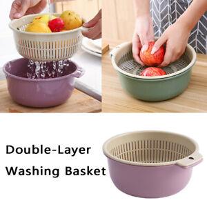 2-Size-Double-layer-Separation-Design-Basket-PP-Material-Wash-Fruit-Basket-CA