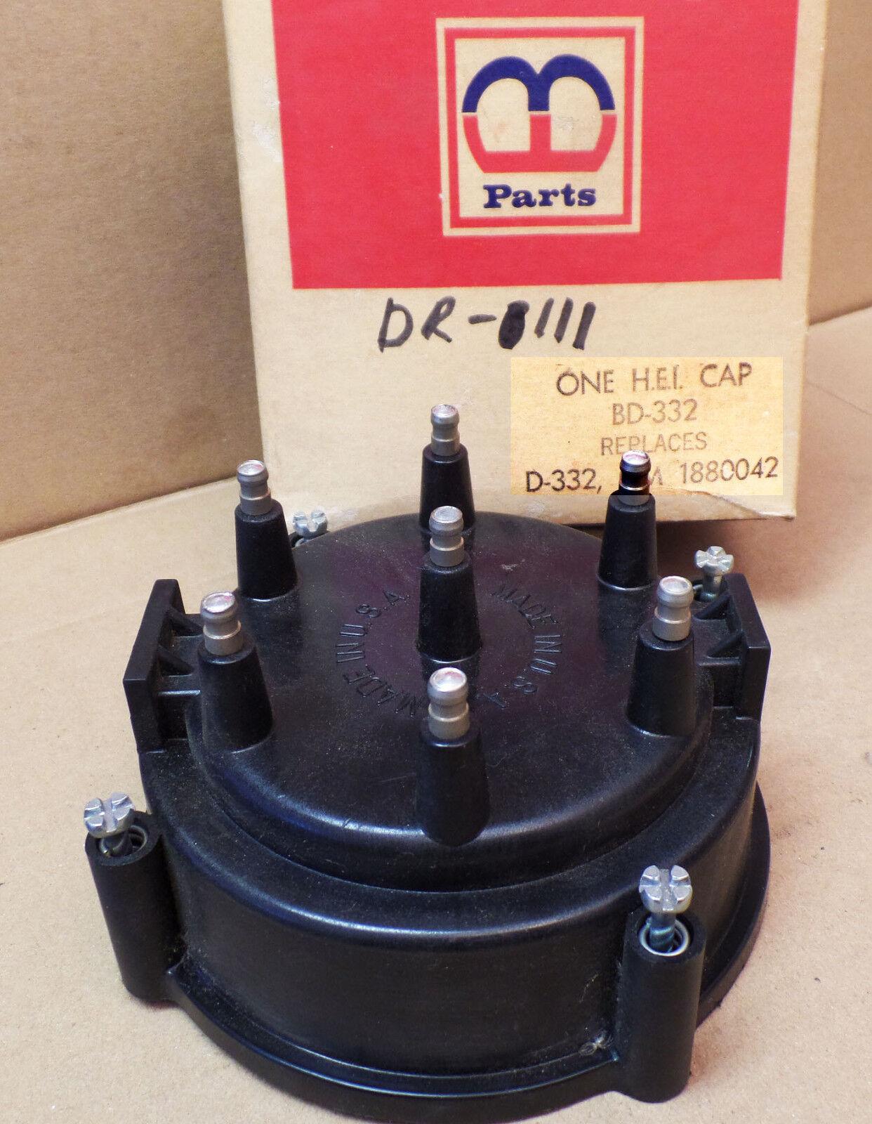 ACDelco D332 GM Original Equipment Ignition Distributor Cap