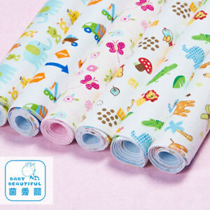50x70cm-Baby-Infant-Urine-Bed-Mat-Reusable-Diaper-Travel-Cover-Burp-Changing-Pad