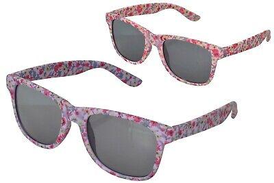 Wayfarer Stylish Childrens Kids Girls Sunglasses UV400 Protection Pink Purple