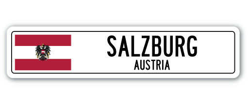 IQUITOS PERU Street Sign Peruvian flag city country road wall gift