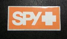 SPY Optic Sticker Decal Cycling MTB CX Skateboard Snowboard Motocross Sunglasses
