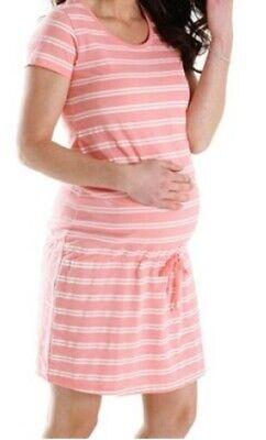 NEUN MONATE Umstandskleid Schwangerschaftskleid Umstandsmode Kleid Schwanger NEU