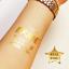 Custom-Bachelorette-Party-Golden-Tattoos-Hen-night-temp-tattoos-Team-Bride-Hen thumbnail 3