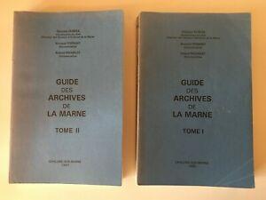 Dumas Ferrant Michelet Guía Las Archivos de La Marga 1996