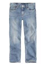 Boy's LEVI'S 511 Slim Straight Leg Stretch Jeans Size 18 Reg 29 X 29 NWT