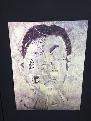"Andy Warhol ""Plane Crash"" Pop Art 35mm Glass Slide"