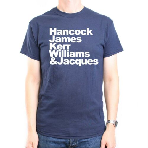 Hancock Names Cult 60/'s TV T shirt A Tribute To Hancocks Half Hour T Shirt