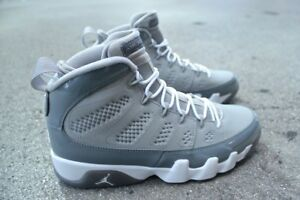 82bbbfa25ea Image is loading Air-Jordan-Cool-Grey-9-s-Size-7-