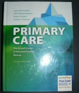 Primary Care: Art and Science of Advanced Practice Nursing (3rd Edition)