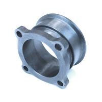 Universal Ac-030 2.5 4 Bolt To 3 V Band Turbo Adaptor (cast)