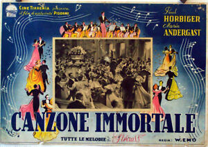 ONLY-AVAILABLE-24h-Immortal-Waltz-PAUL-HORBIGER-1939-OPTIONAL-SET-FOTOBUSTA