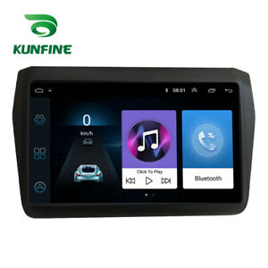 Android-8-1-Car-Stereo-GPS-Player-Navigation-For-Suzuki-Swift-17-Radio-Headunit