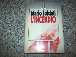 MARIO-SOLDATI-L-039-INCENDIO-CLUB-DEL-LIBRO-1982-RILEGATO