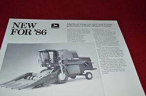 John Deere Repower Engines Dealer/'s Brochure  LCOH