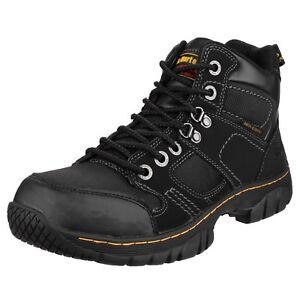 dr martens steel toe boots mens