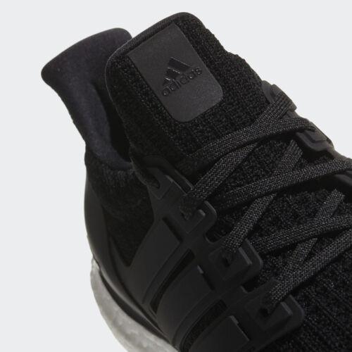 New Men/'s ADIDAS UltraBoost Ultra Boost 4.0 Running Sneaker BB6166 Black White