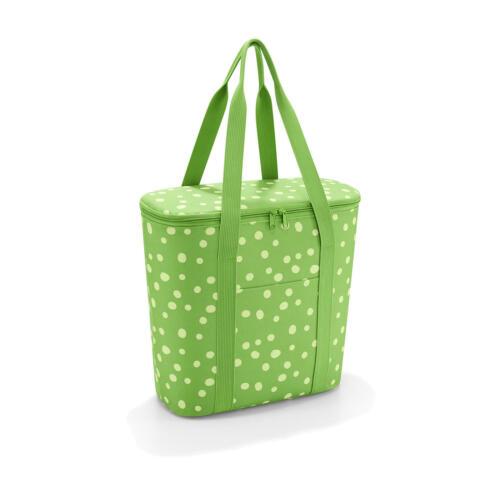 reisenthel thermoshopper picknicktasche tasche isoliertasche 15 l spots green