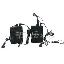 Hot For Canon DSLR Camera Camcorder Audio Recorder Wireless Microphone