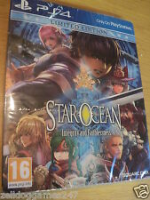 STAR OCEAN 5 INTEGRITY AND FAITHLESSNESS LIMITED EDITION PS4 NEW FACTORY SEALED