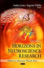 Horizons in Neuroscience Research: Volume 1 by Nova Science Publishers Inc (Hardback, 2010)