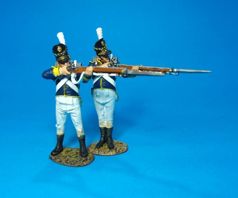 John Jenkins Halbinsel Krieg 1807-1814 port-09w Portugiesisch 21. brennen MIB