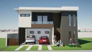 Casa de 3 habitaciones con alberca en Venta en Punta Tiburon, Alvarado, Veracruz