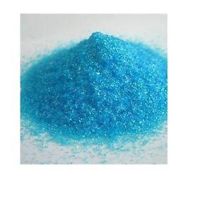 Sulfate de cuivre sac 25 kg fabrication bouillie bordelaise ebay - Sulfate de cuivre dosage piscine ...