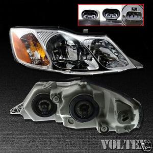 Image Is Loading 2000 2004 Toyota Avalon Headlight Lamp Clear Lens