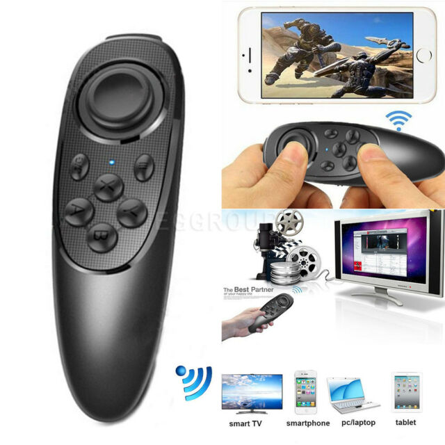 Wireless Bluetooth Gamepad Game Remote Controller For 3D VR Glasses Android IOS