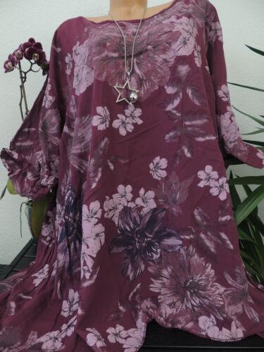 Damen Bluse Größe 56 58 60 62 Übergröße Übergrößen Tunika Blusen T Shirt 71