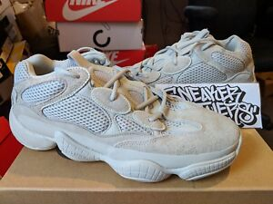 new style 355c0 01e55 Details about Adidas Yeezy 500 Salt Beige Authentic In Hand Men's Kanye  West EE7287