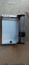 Rotatrim Model 12 Paper Cutter Trimmer