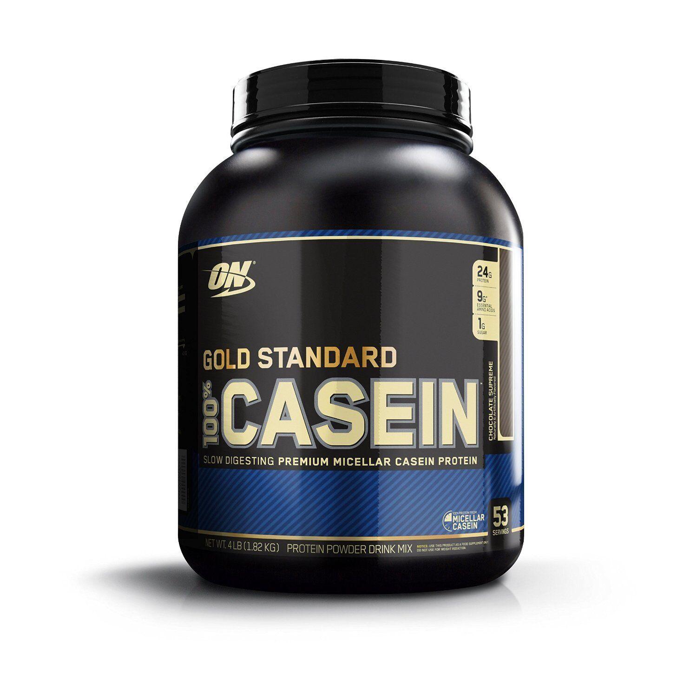 Optimum Nutrition Nutrition Nutrition Gold Standard 100% Caseina Proteine a Lento Rilascio 1.82kg Kg 25cd2a