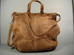 Image is loading Bottega-Veneta-brown-basket-woven-leather-Large-tote- 238d6ac4221d2