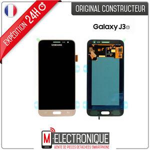 Ecran-LCD-Gold-Original-Samsung-Galaxy-J3-2016-SM-J320F