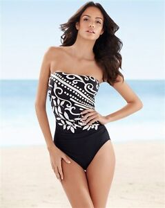 a7b4218681 Image is loading MIRACLESUIT-AVANTI-BANDEAU-MIRACLE-SWIM-SUIT-BATHING- SWIMMING-