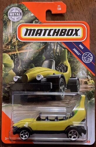 2020 Matchbox MBX Jungle Big Banana Car